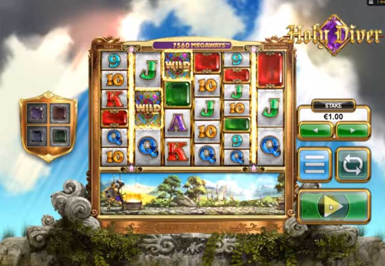 Holy Diver free slot