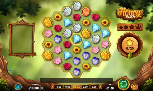 Honey Rush casino slot