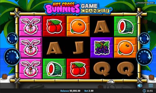 Hot Cross Bunnies Game Changer casino slot