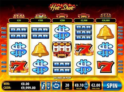 Hot Shot free slot