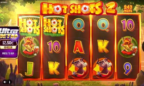 Hot Shots 2 casino slot