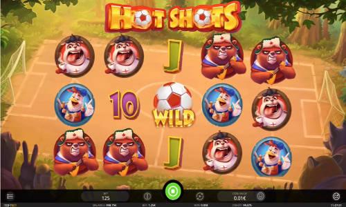 Hot Shots free slot