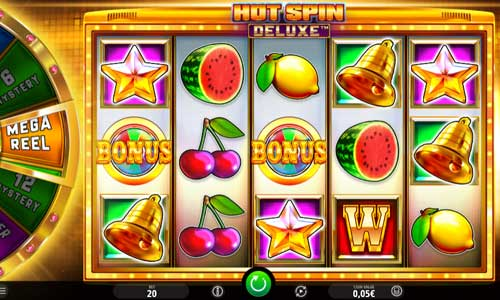 Hot Spin Deluxe free slot