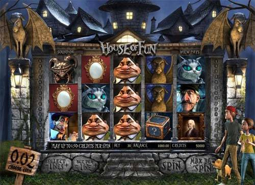 House of Fun free slot