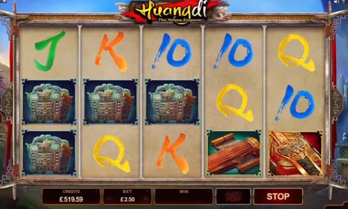 Huangdi the Yellow Emperor free slot
