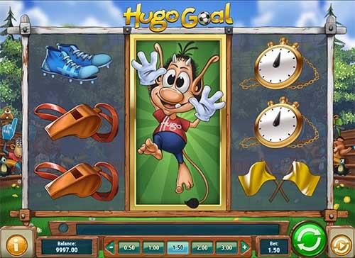 Hugo Goal free slot