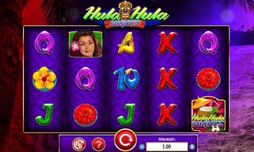 Hula Hula Nights free slot