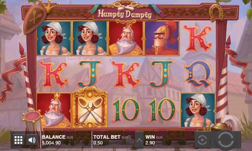 Humpty Dumpty free slot