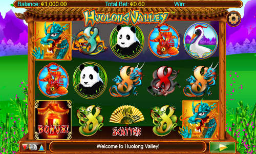 Huolong Valley free slot