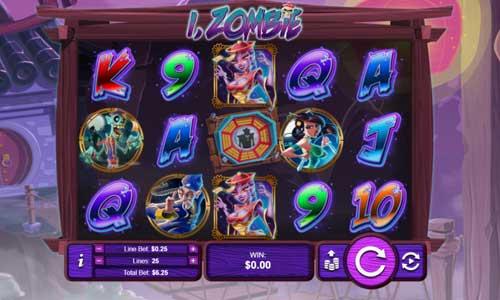 I Zombie free slot
