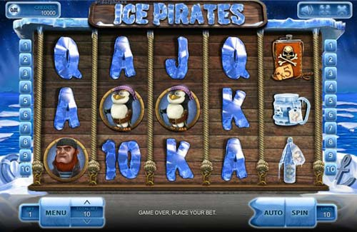 Ice Pirates free slot