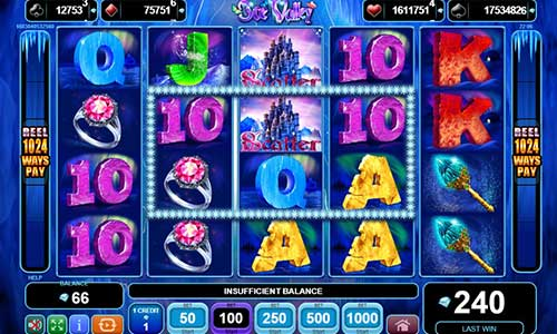 Ice Valleyjackpot slot