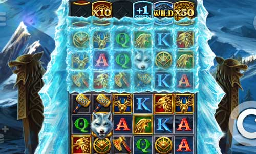 Ice Wolfexpanding reels slot