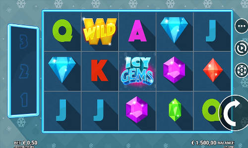 Icy Gems free slot