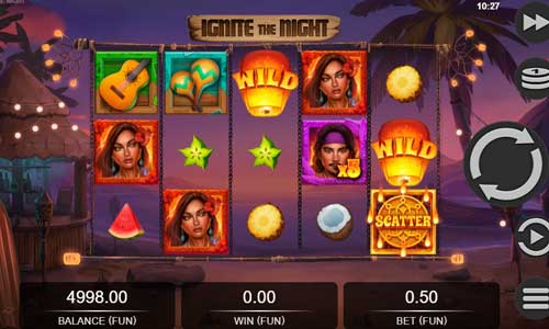 Ignite the Night slot