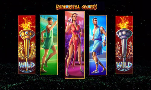 Immortal Gloryjackpot slot