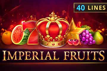 Imperial Fruits 40 Lines free slot