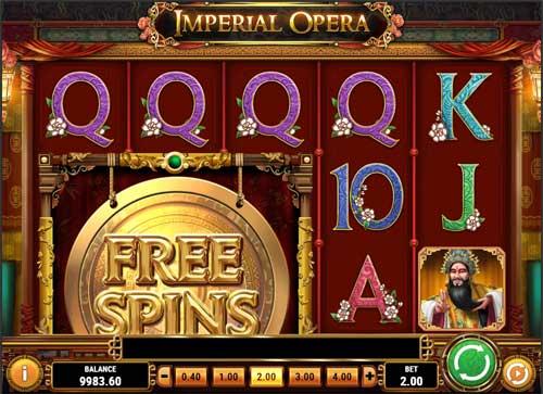 Imperial Opera free slot