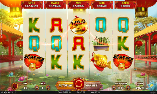 Imperial Riches free slot