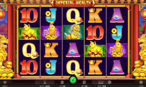 Imperial Wealth free slot