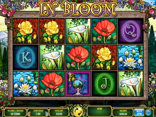 In Bloom free slot
