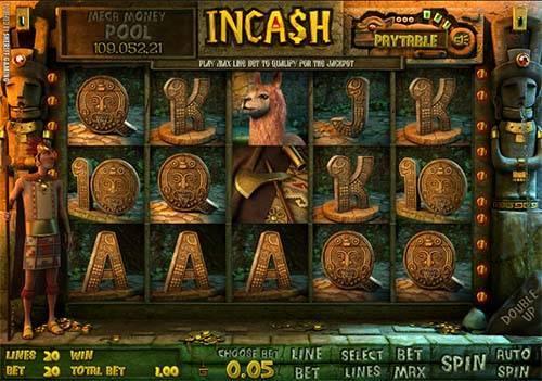 InCash free slot