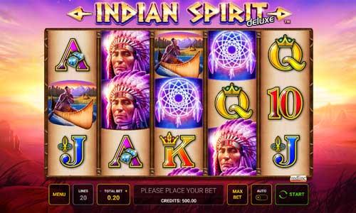 Indian Spirit Deluxe free slot