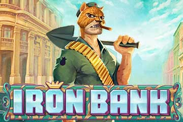Iron Bank slot coming soon