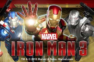 Iron man 3 slot Playtech