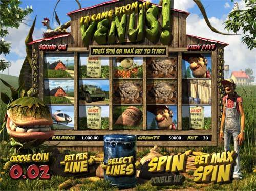 It Came From Venus free slot