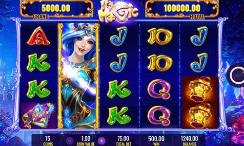 Its Magic free slot