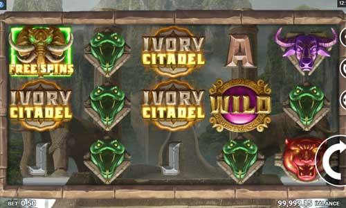Ivory Citadel free slot