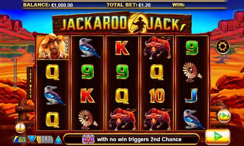 Jackaroo Jack free slot