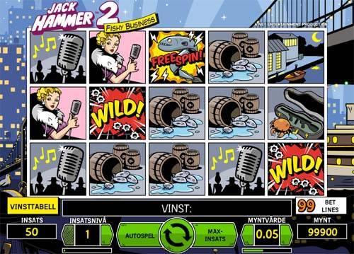 Jackhammer 2 free slot