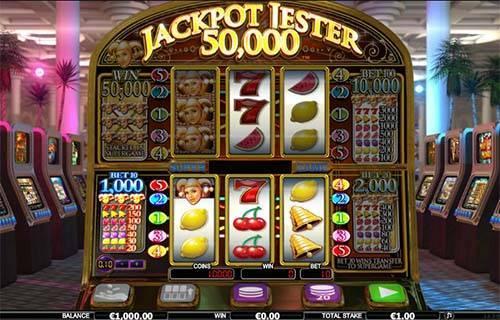 Jackpot Jester 50000 free slot
