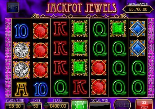 Jackpot Jewels free slot