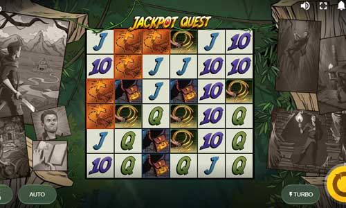 Jackpot Questsymbol upgrade slot