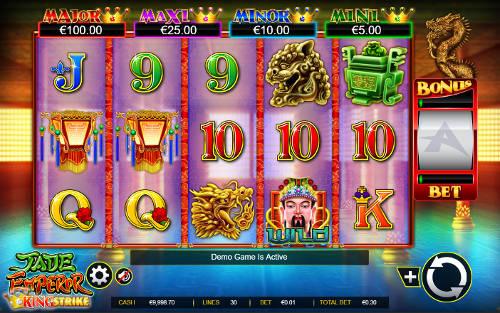 Jade Emperor free slot