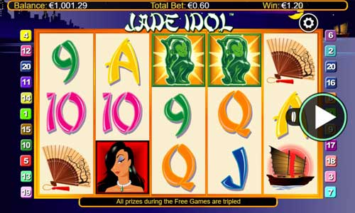 Jade Idol free slot