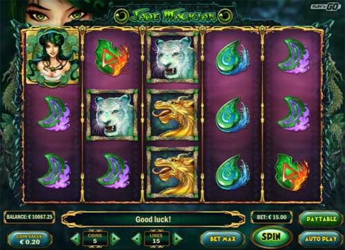 Jade Magician free slot