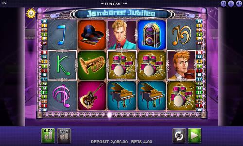 Jamboree Jubilee free slot