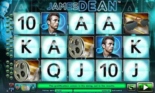 James Dean free slot