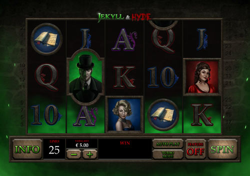 Jekyll and Hyde free slot