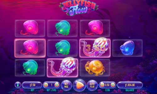 Jellyfish Flow casino slot