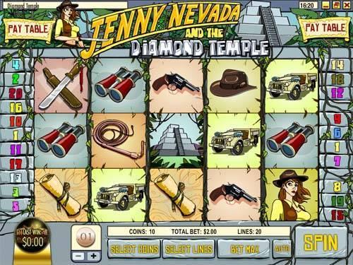 Diamond Temple free slot