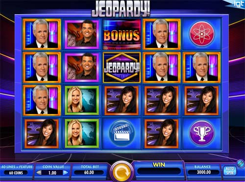 Jeopardy free slot