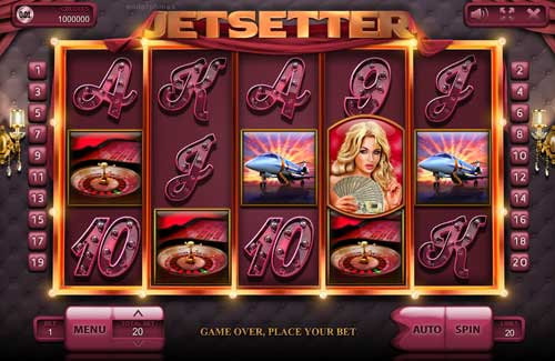 Jetsetter Slot - Play this Endorphina Casino Game Online