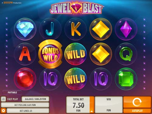 Jewel Blast free slot