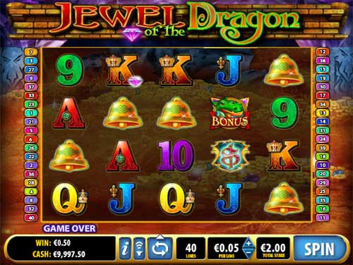 Jewel of the Dragon free slot