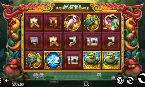 Info about Jin Chans Pond of Riches